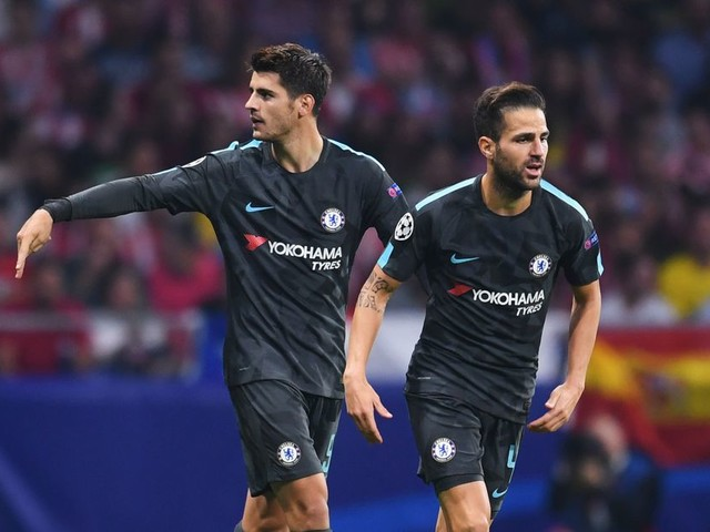 Álvaro Morata sets new Chelsea record, sets record straight on celebration