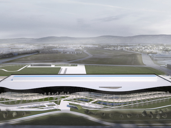 Polestar Breaks Ground on its Massive New Chinese Production Center