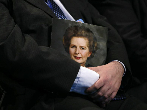 British PM protests after Thatcher statue plan blocked