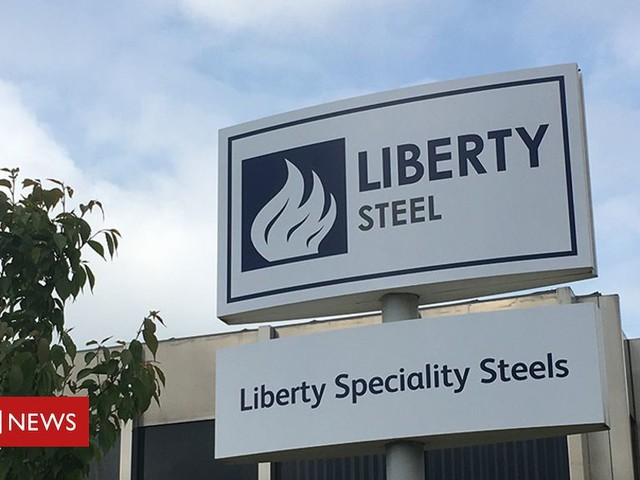 Liberty Steel: More than 350 jobs to go in Yorkshire and Wales
