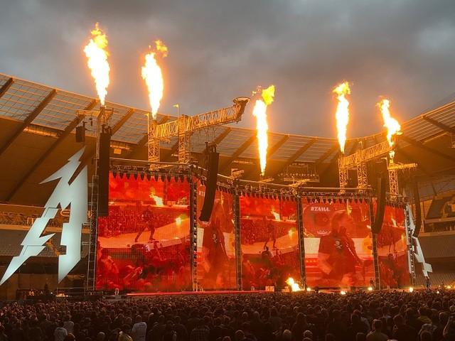 Metallica: Etihad Stadium, Manchester – Live Review