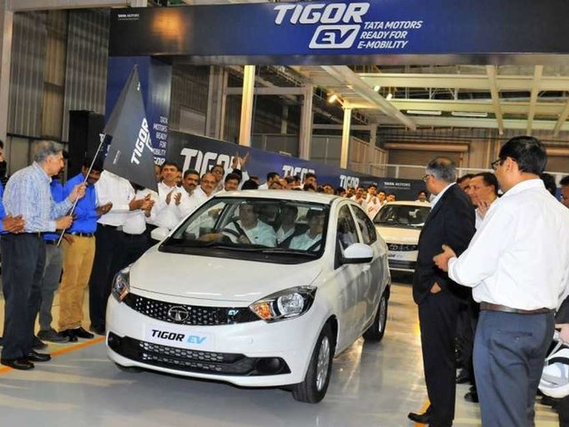 Tata Tigor Electric Launched, Priced From Rs 9.99 lakh – Report