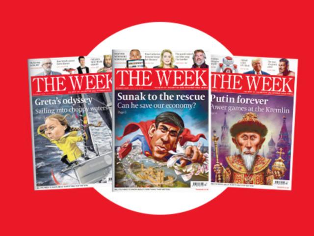 The Week Unwrapped bonus episode: 25 Years of The Week