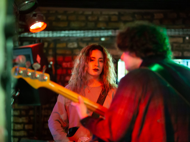 Tallies, Irene & The Disappointments, Milo Seabird: Shipping Forecast, Liverpool