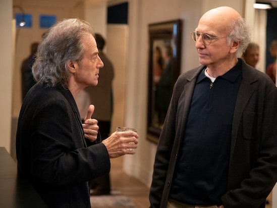 Richard Lewis Says He Won't Be in 'Curb Your Enthusiasm' Season 11