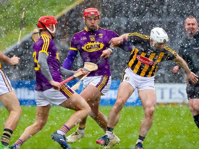 Lee Chin hails Wexford's latest Kilkenny win as 'massive' ahead of league quarter-final