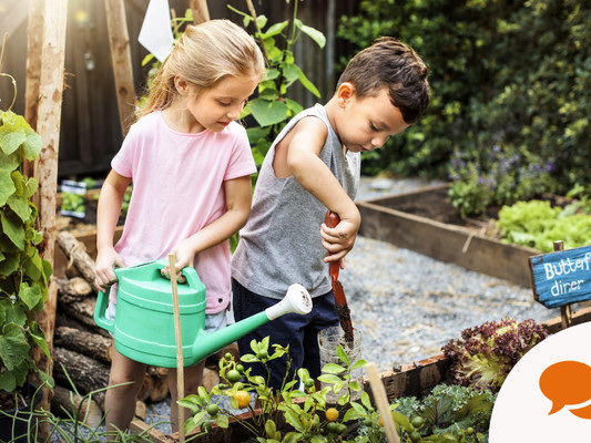 Opinion: Five changes you can make to guide your children to a greener life
