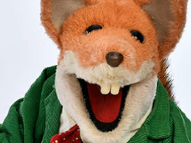 Boom, boom! Basil Brush takes adult-only show to Edinburgh