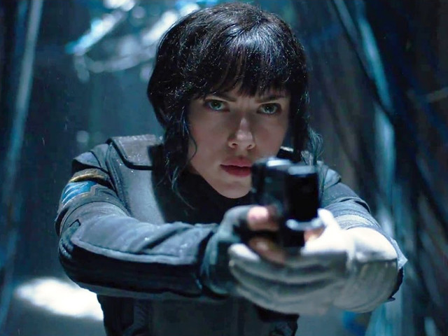 Box Office: Scarlett Johansson's 'Ghost in the Shell' Launches With $1.8 Million on Thursday