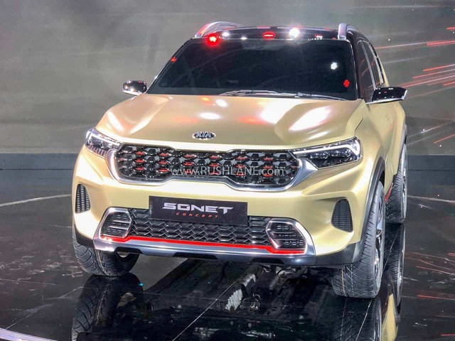 Kia Sonet SUV production variant to debut on 7th Aug – Launch soon after