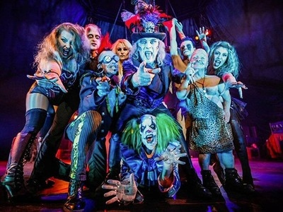 Circus Of Horrors announced 5 new tour dates
