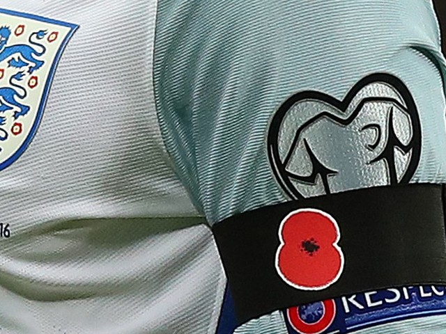 FIFA lift poppy ban paving the way for England to wear symbol of respect on shirts against Germany
