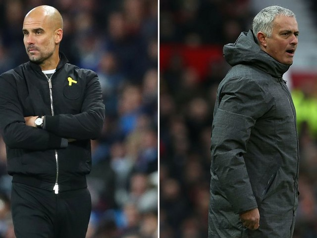 Manchester United manager Jose Mourinho is my twin, claims Pep Guardiola