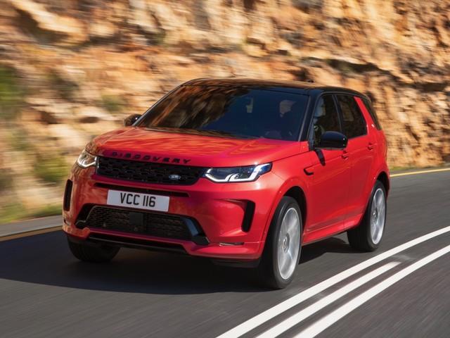 2020 Land Rover Discovery Sport gets a 48-volt mild-hybrid powertrain