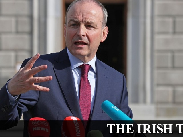 FG, FF set to agree principles to form new government