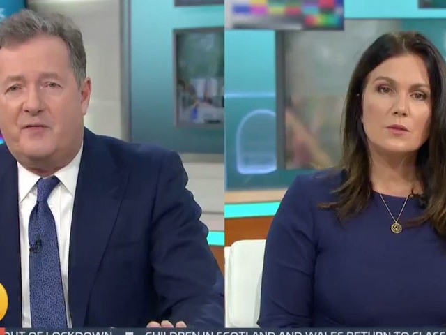 Piers Morgan Speaks Out After Contacting Police Over Death Threats: 'It's A Line Crossed'