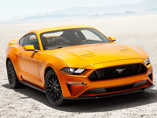 Ford Mustang Getting Hardcore Track Performance Package to Rival Camaro 1LE
