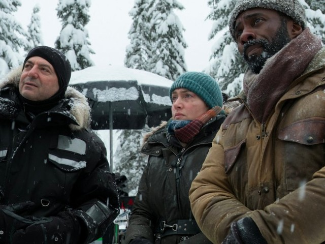 The director of Kate Winslet and Idris Elba's new movie recounts the grueling shoot at 11,000 feet — and how the crew almost revolted in the snow
