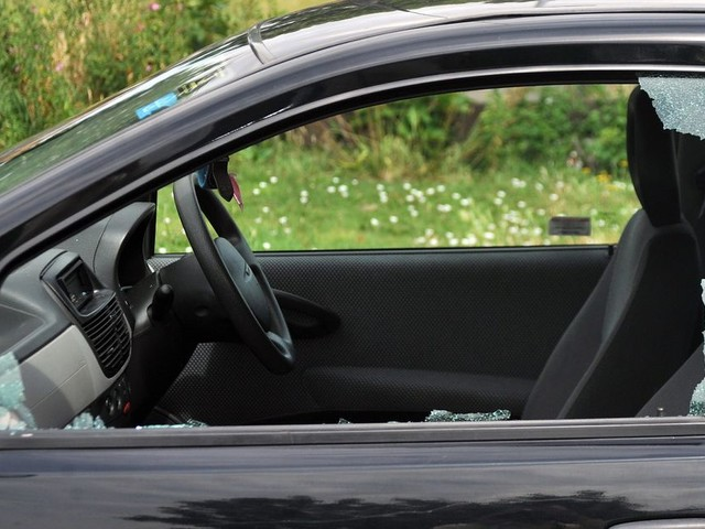 Reports of car vandalism have risen dramatically in Greater Manchester