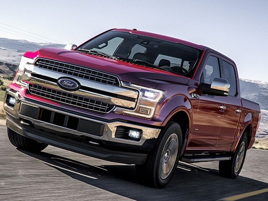 All-Electric F-150 is in the Works, Ford Says