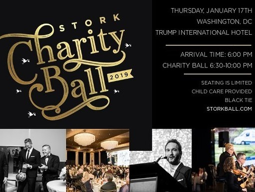 Kirk Cameron To Co-Host 2nd Annual Stork Charity Ball in Washington D.C.