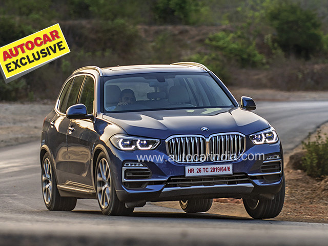 Review: 2019 BMW X5 India review, test drive