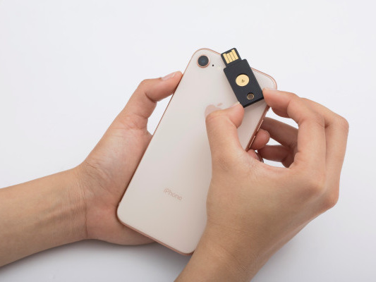 Yubico launches an SDK that lets iOS devs add support for its NFC keys