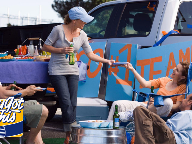 Get ready for tailgating season with these must-haves