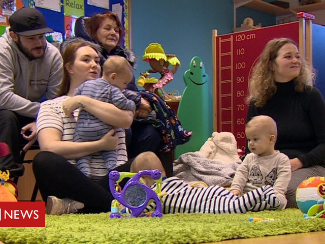 Children's centres undermined by ministers, says charity