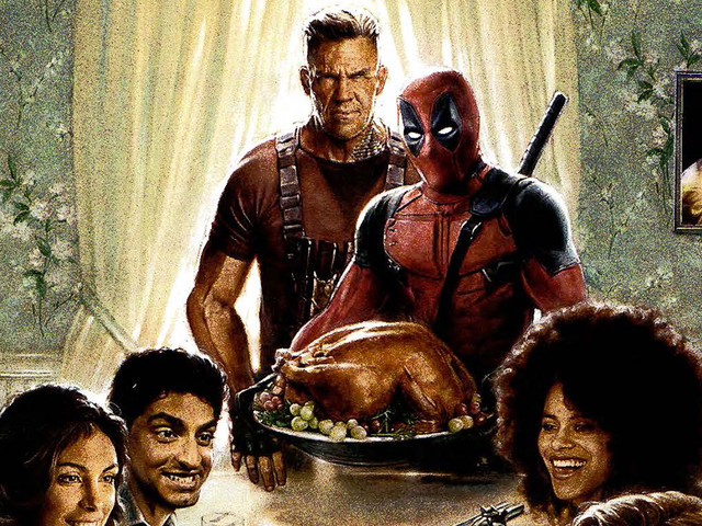 Exclusive: First 'Deadpool 2' Poster Is a Family Affair