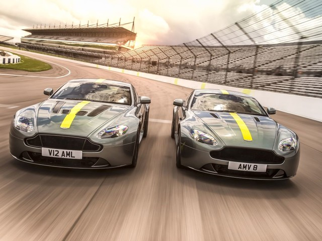 Aston Martin Vantage AMR Unveiled, Limited To Just 300 Units Worldwide