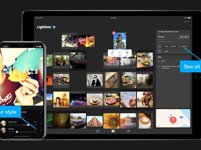 Camera+ 2 Update Arrives Making it Easier to Capture that Perfect Image