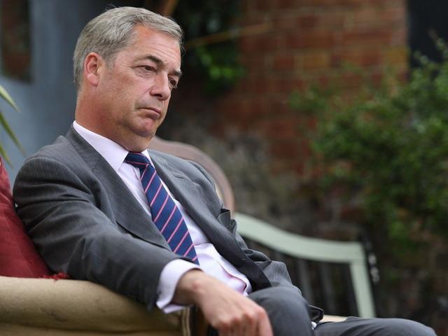Nigel Farage Blasts Brexit Divorce Deal 'Humiliation' For Britain