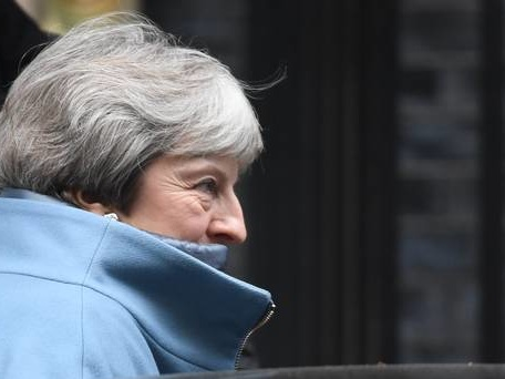 May faces fresh Commons fights over Brexit