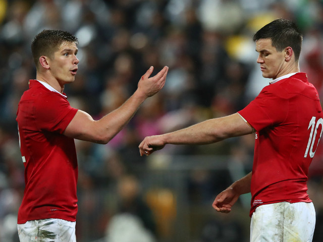 Lions unchanged for All Blacks showdown as history beckons