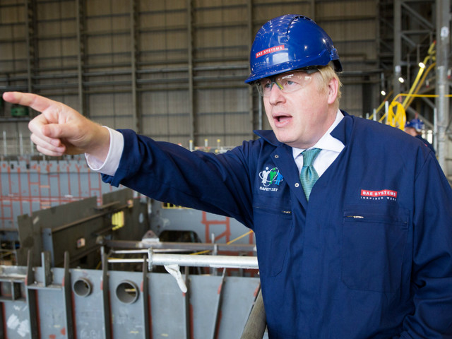 Would a Boris bridge to Northern Ireland work? Engineers have their say