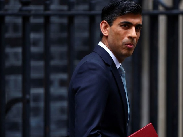 Rishi Sunak hints tax rises could be on the way to deal with Coronavirus fallout