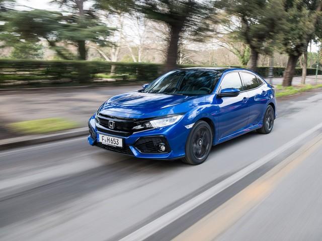 The Full Euro: Honda Civic i-DTEC Diesel Review