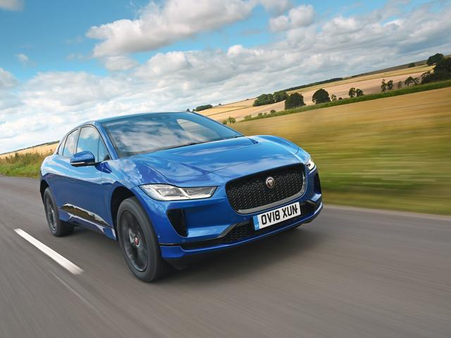 Jaguar I-Pace test: does driving style affect electric range?