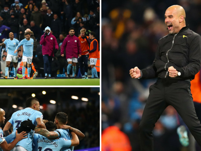 Man City news and transfer rumours LIVE Sergio Aguero latest and Pep Guardiola updates