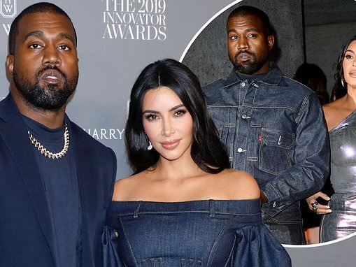 Kim Kardashian and Kanye West 'have BANNED talking politics' on make or break trip