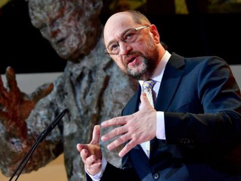 Germany's SPD to decide on talks for new Merkel govt