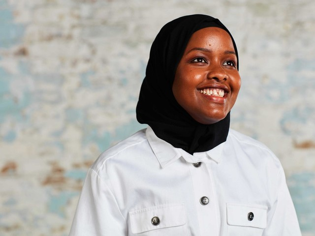 The inspirational story of Jawahir Roble, the UK's first female Muslim referee aiming for the Premier League