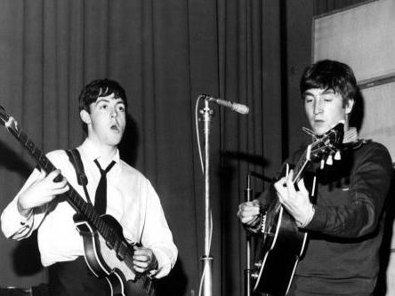 Paul McCartney plays snippet of unheard Beatles song Just Fun on Radio 2
