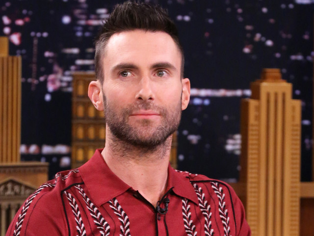 Adam Levine & Behati Prinsloo Are Battling It Out Over Daughter Dusty Rose's First Words!