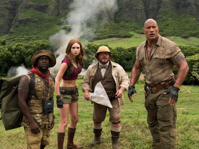 Atlanta Readers: Win Passes to See 'Jumanji: Welcome to the Jungle'