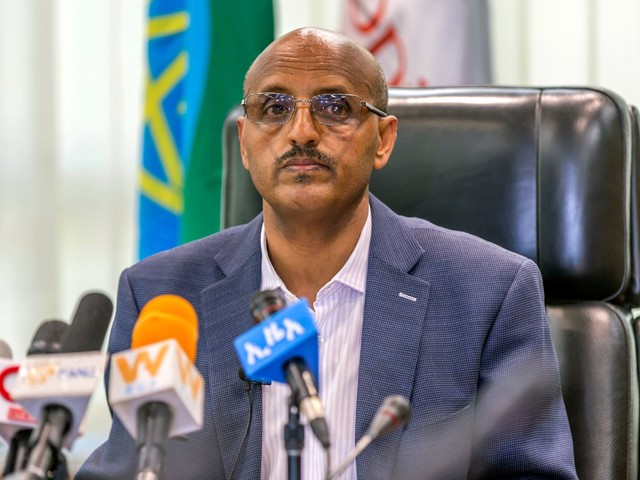 Ethiopian CEO says the airline still 'believes in Boeing' after 737 Max crash (BA)