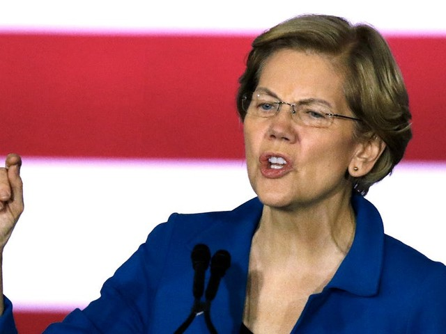 Elizabeth Warren swore off super PACS. One just launched to support her anyway, a sign of her campaign's precarious position.