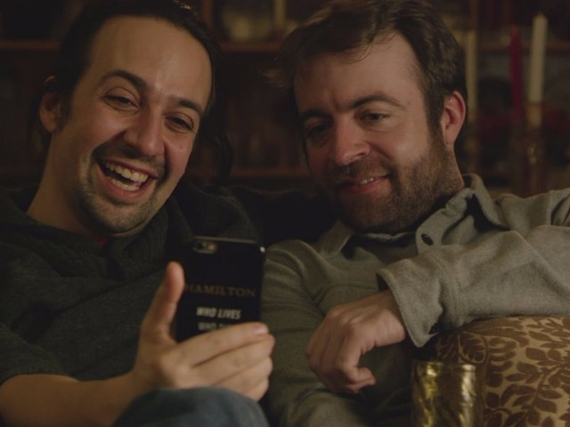 A sloshed Lin-Manuel Miranda was so passionate about Hamilton that 'Drunk History' extended his segment