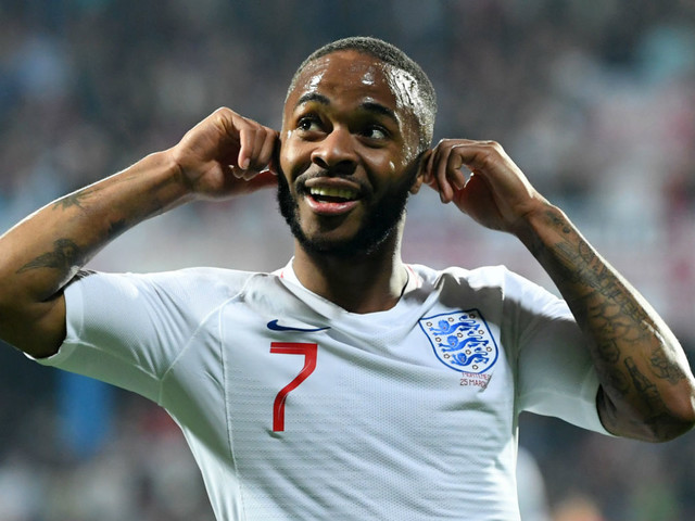 Montenegro 1 England 5: Raheem Sterling and the Three Lions silence the racist haters